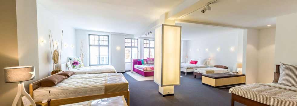 Betten-Fachgeschäft in Lübeck
