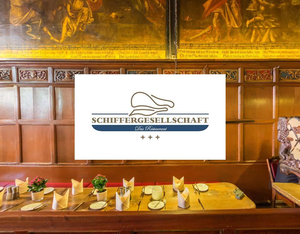 Restaurant Schiffergesellschaft in Lübeck